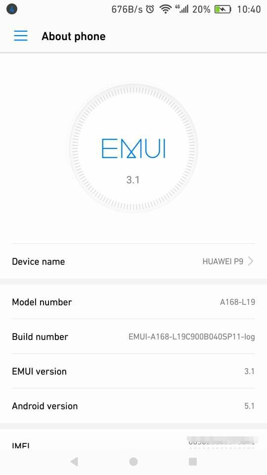 Video visar Nougat-baserade Huawei EMUI 5 0 - Swedroid