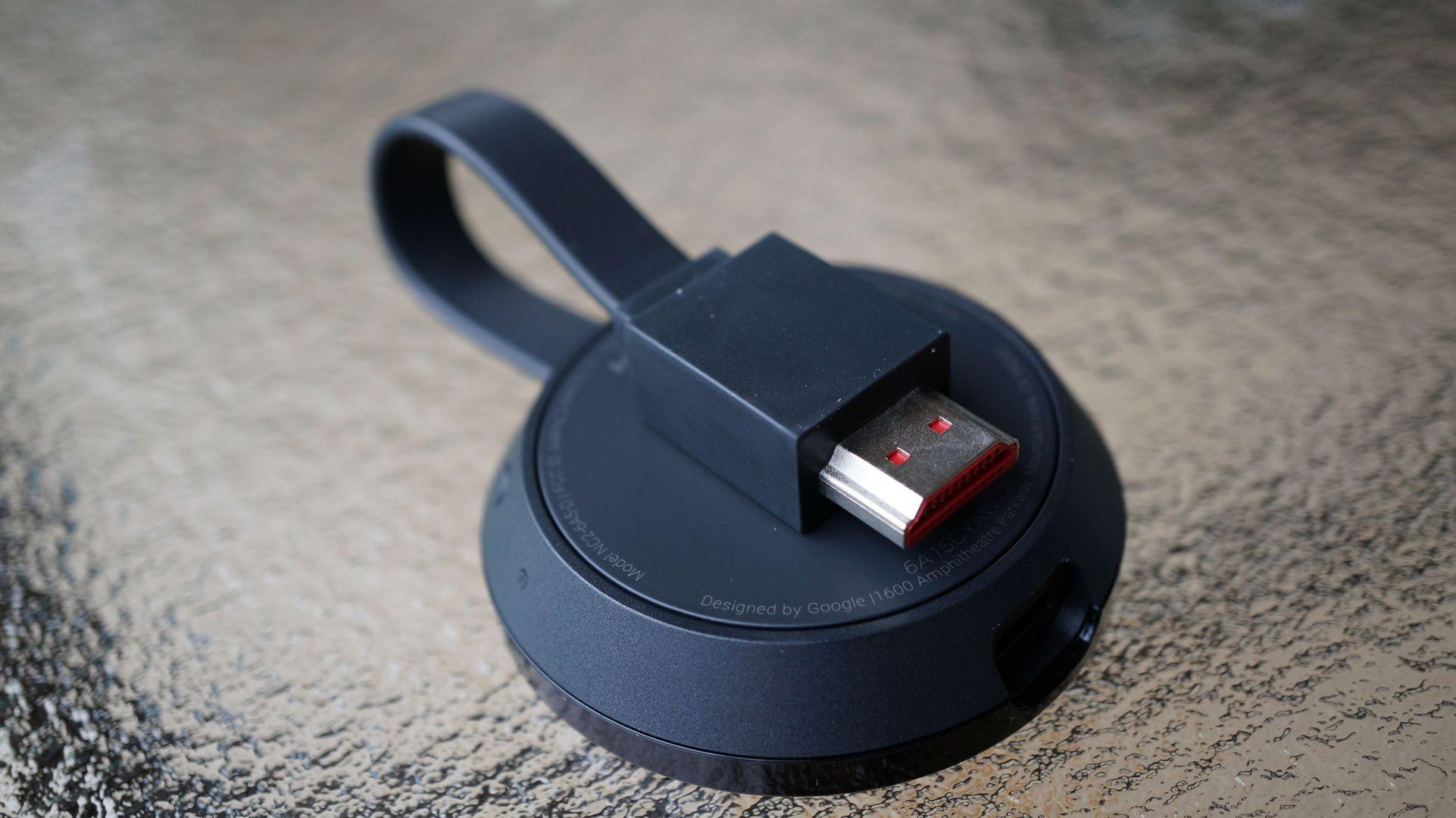 Chromecast Rea