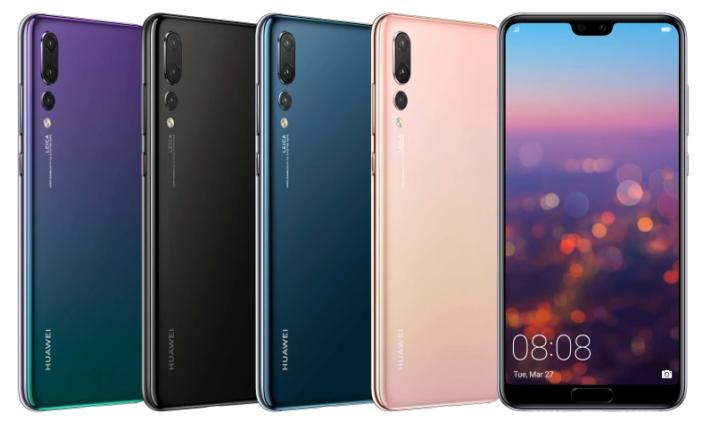 Moderne Huawei skingrar oklarheter, utlovar uppdatering till Android 10 NA-78