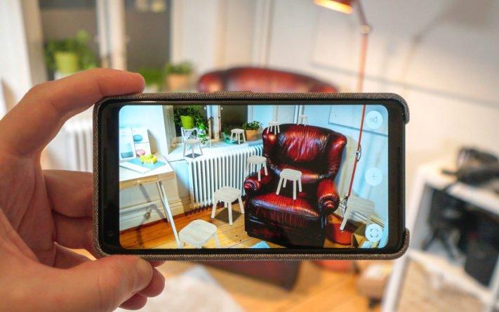 IKEA lanserar AR-appen Place för Android 4423c733ed024