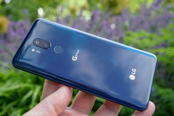 Test av LG G7 ThinQ
