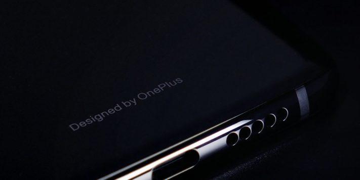 OnePlus 6T kör Android Pie från början