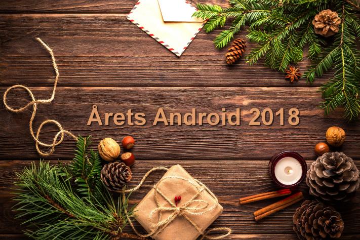 Vilken modell anser du är årets Androidtelefon 2018?