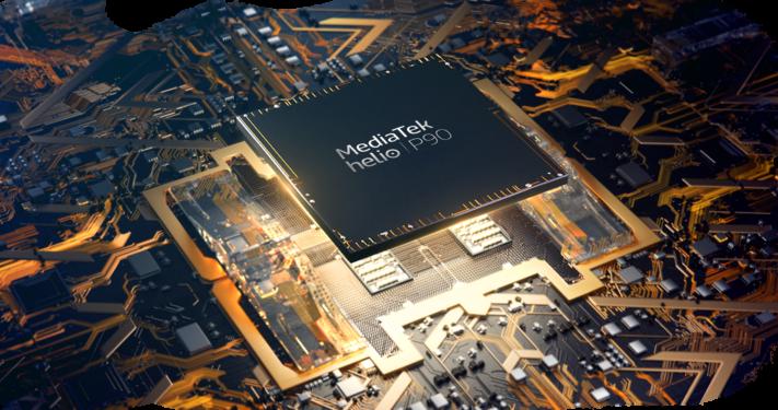 MediaTek introducerar 12nm-chippet Helio P90