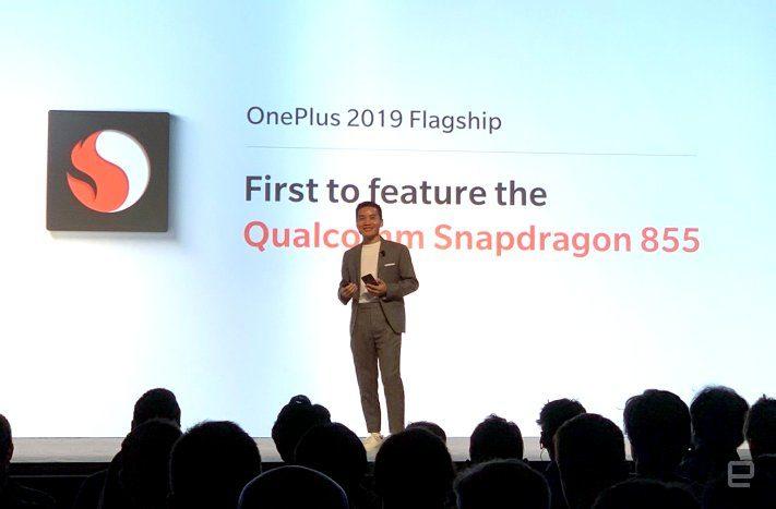 Nästa års flaggskepp från OnePlus blir först ut med Snapdragon 855 [Uppdatering: felaktigt uttalande]