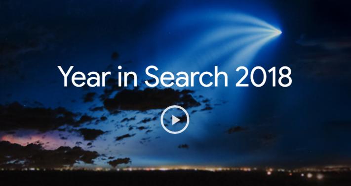 """Här är Googles """"Year in Search""""-video för 2018"""