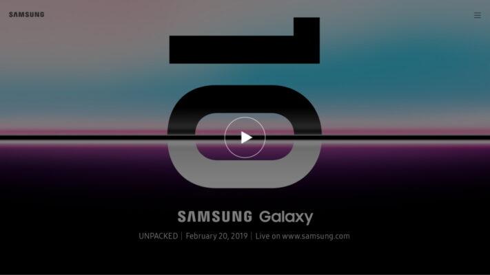 Här kan du se Samsungs stora presentation live, inleds 20:00