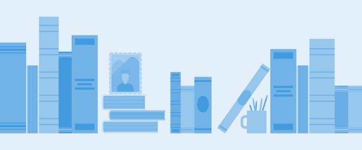Google Play Books gör sig av med sidomenyn