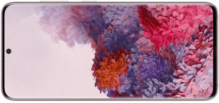 Pressbilder på Galaxy S20-serien: så här ser Samsungs nya flaggskepp ut