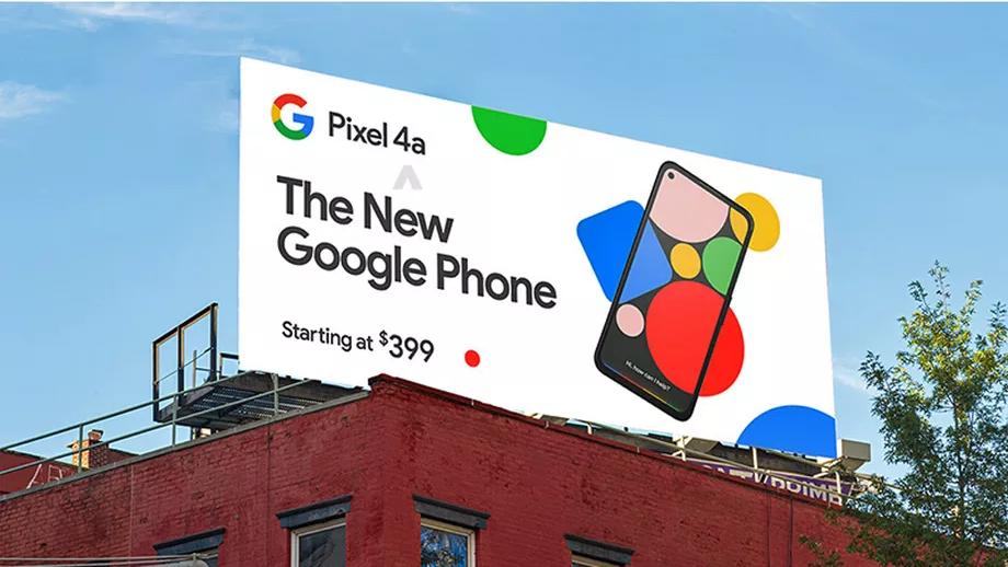 Tecken på att Google Pixel 4a blir tillgänglig 22 maj