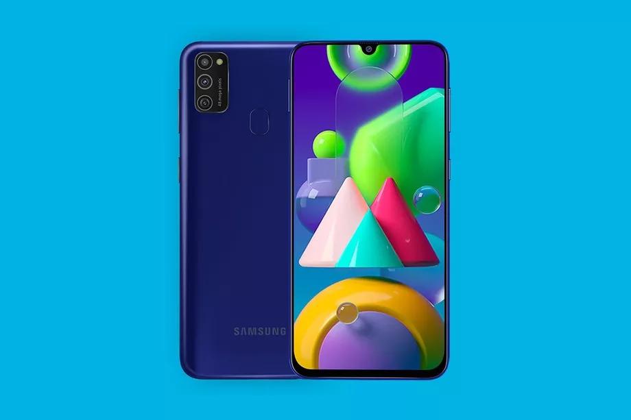Samsungs senaste telefon har ett 6000mAh-batteri
