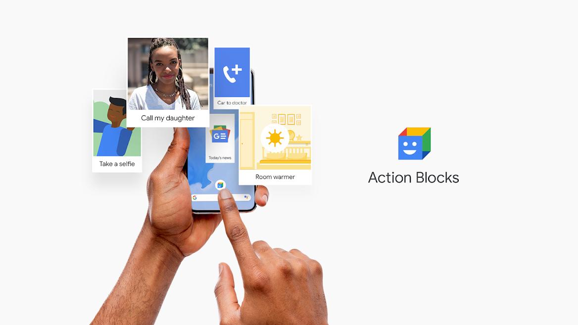 Action Blocks skapar genvägar till kommandon i Google-assistenten