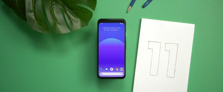 Skarpa Android 11 ser ut att släppas 8 september