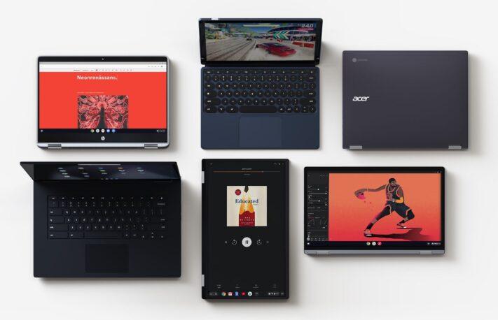 Chrome OS fortsätter sin kraftiga tillväxt