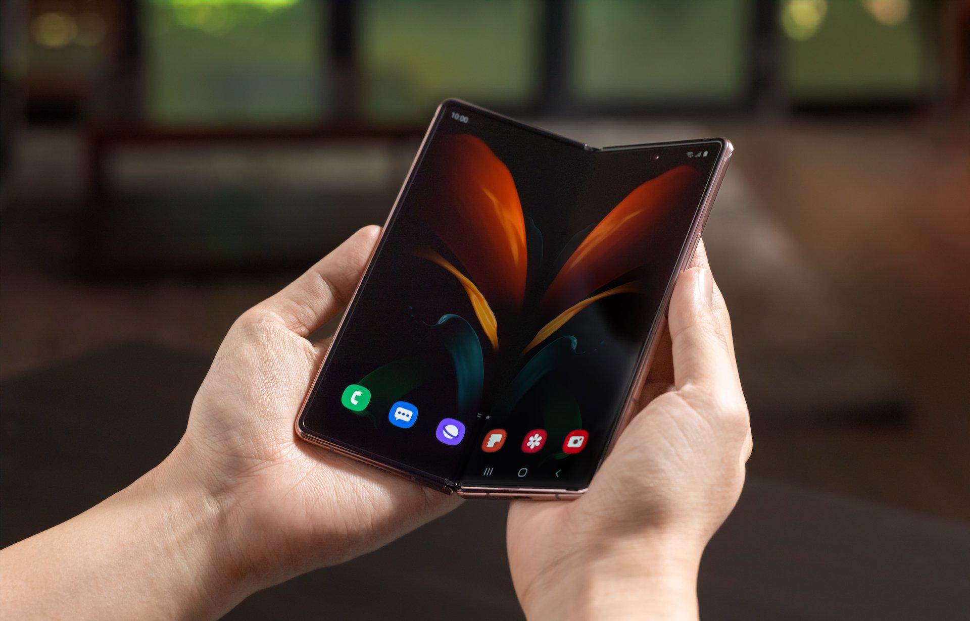Rykte: Samsungs nästa telefoner med vikbara skärmar har påtagligt lägre pris