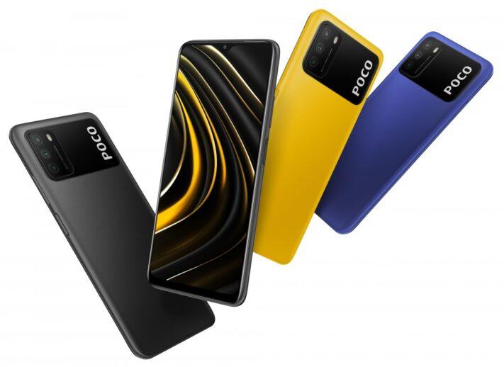 Här är Poco M3 – 6000mAh, FHD+ och 128GB lagring för $169