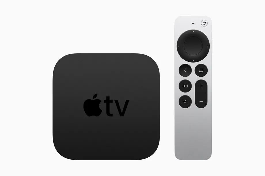 Nya Apple TV 4K erbjuder chippet A12 Bionic [Konkurrensen]