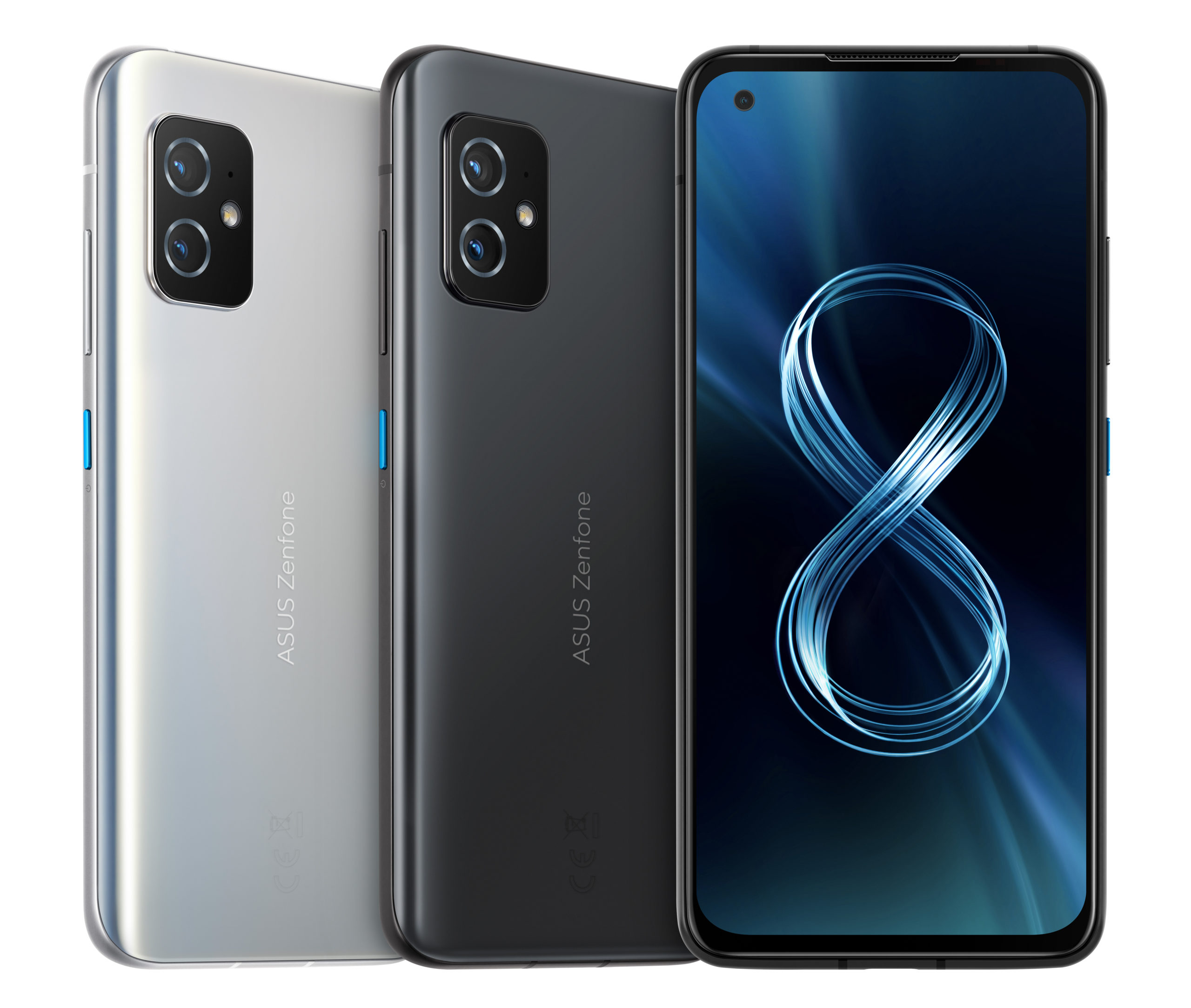 Asus introducerar Zenfone 8 – en liten mobil med hög prestanda