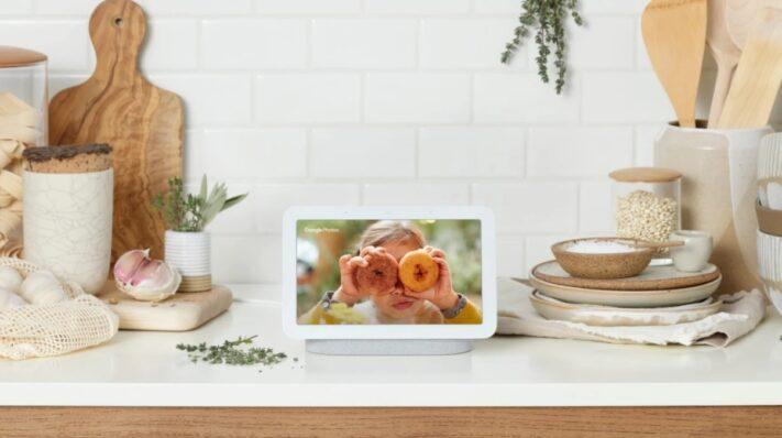 Andra generationens Nest Hub börjar säljas i Sverige