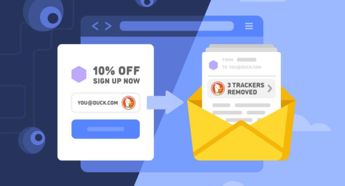 DuckDuckGo introducerar e-posttjänst som förhindrar spårning